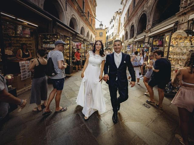 Il matrimonio di Verzan e Monica a Venezia, Venezia 47