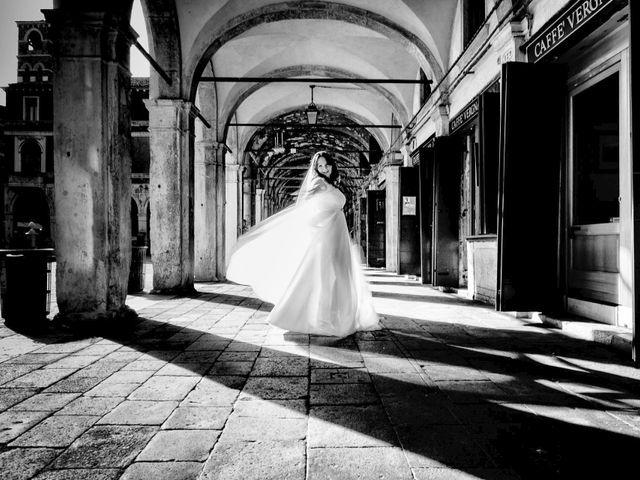 Il matrimonio di Verzan e Monica a Venezia, Venezia 49