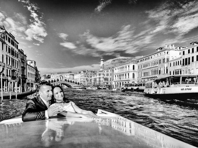 Il matrimonio di Verzan e Monica a Venezia, Venezia 54