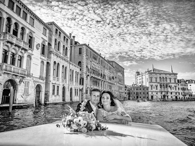 Il matrimonio di Verzan e Monica a Venezia, Venezia 58