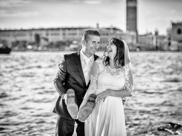 Il matrimonio di Verzan e Monica a Venezia, Venezia 60