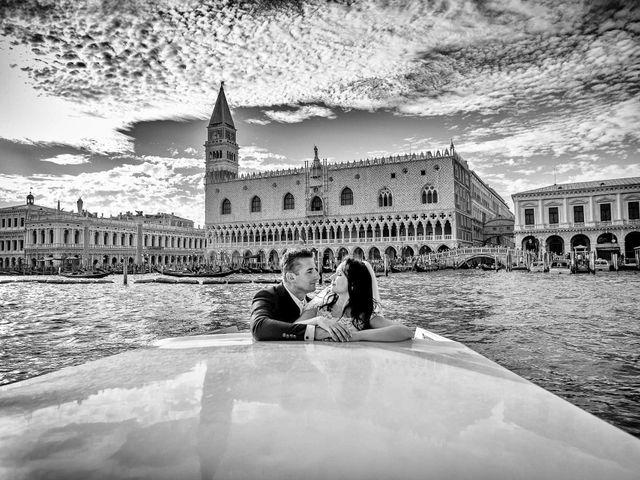 Il matrimonio di Verzan e Monica a Venezia, Venezia 63