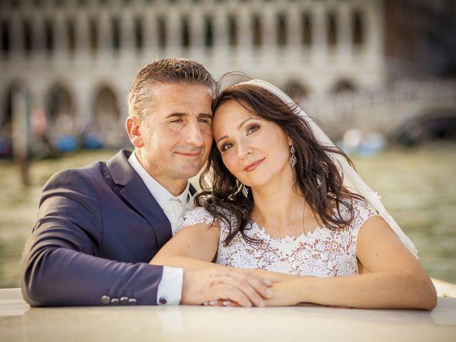 Il matrimonio di Verzan e Monica a Venezia, Venezia 64