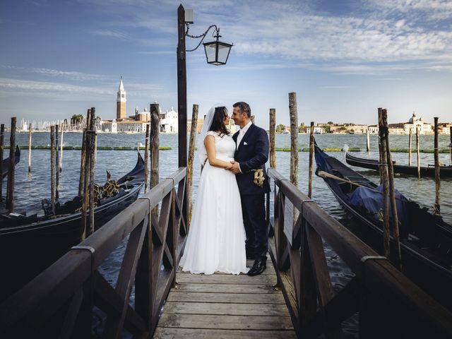 Il matrimonio di Verzan e Monica a Venezia, Venezia 65