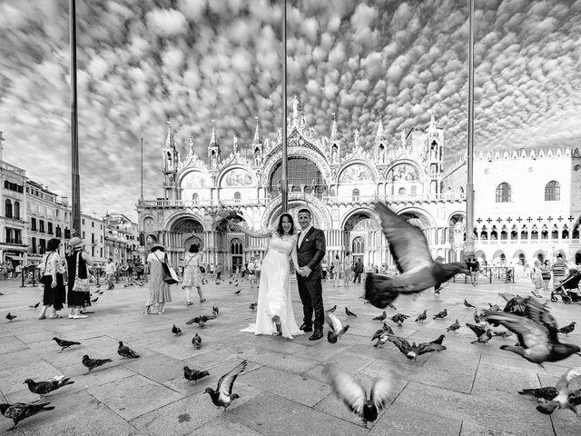 Il matrimonio di Verzan e Monica a Venezia, Venezia 67