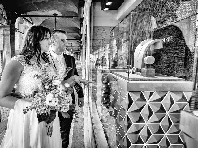 Il matrimonio di Verzan e Monica a Venezia, Venezia 68