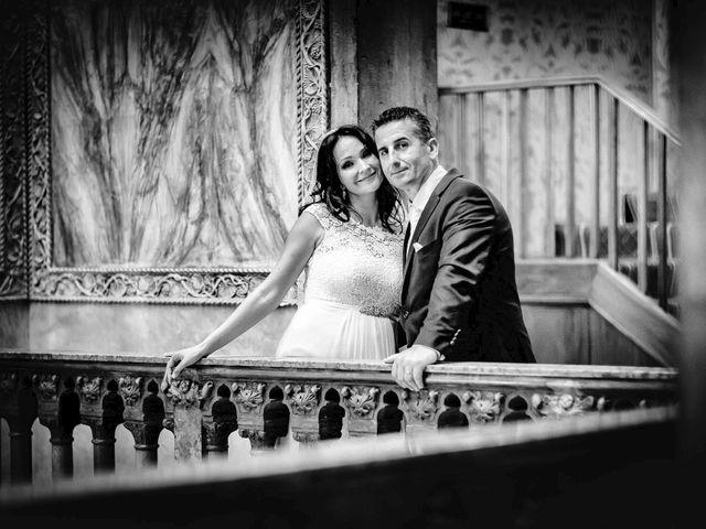 Il matrimonio di Verzan e Monica a Venezia, Venezia 76