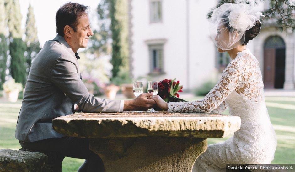 Il matrimonio di Roberto e Sharon a Firenze, Firenze