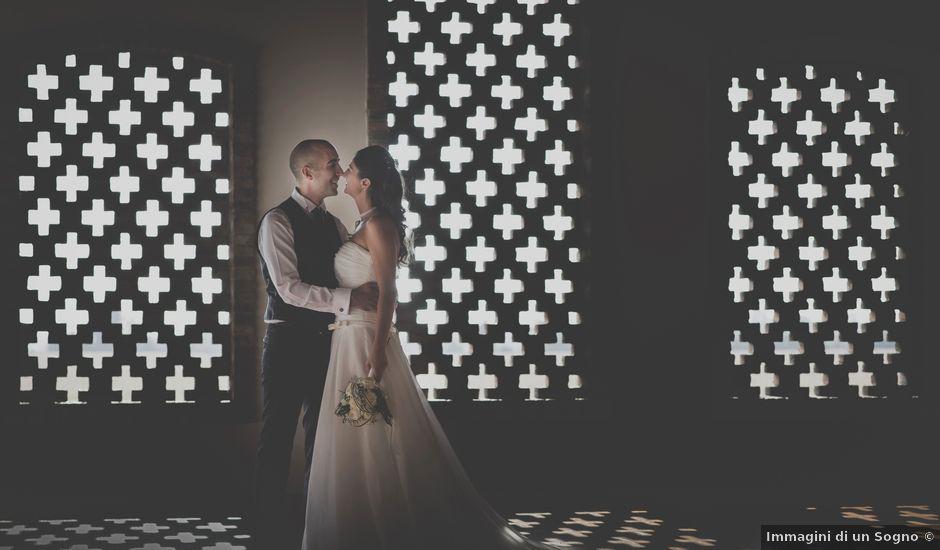 Il matrimonio di Simone e Marilena a Agnadello, Cremona