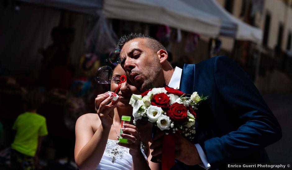 Il matrimonio di Luigi e Caterina a Pontassieve, Firenze
