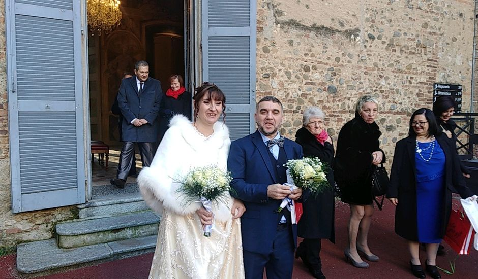 Il matrimonio di Nadia  e Stefano Daniele  a Vimercate, Monza e Brianza
