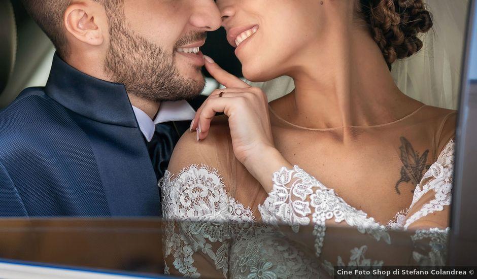 Il matrimonio di Enrico e Veronica a Terracina, Latina