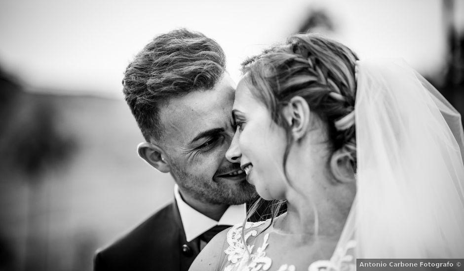 Il matrimonio di Diego e Silvia a Pesaro, Pesaro - Urbino
