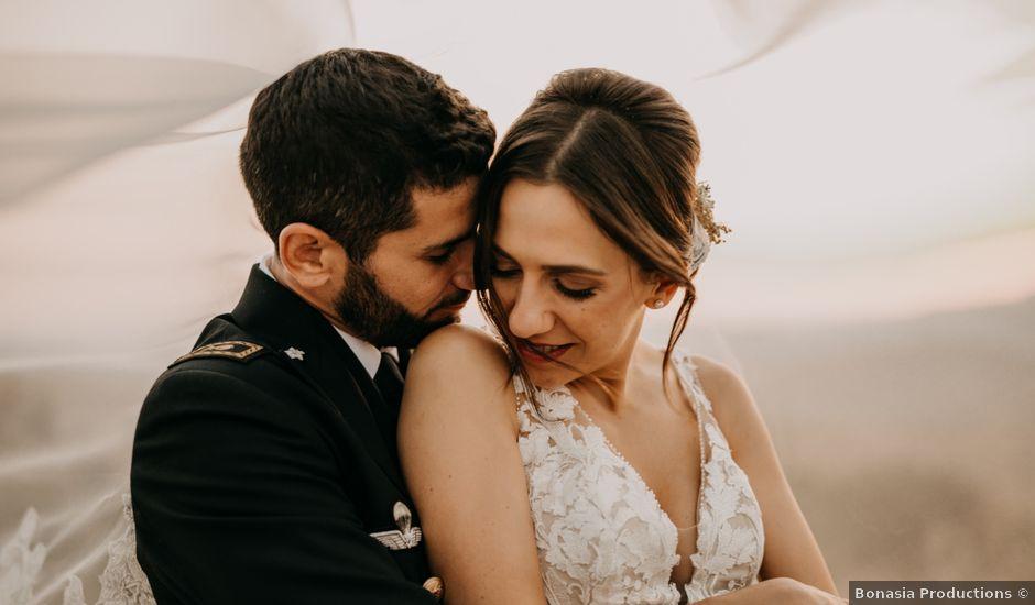 Il matrimonio di Manuele e Marianna a Barrafranca, Enna