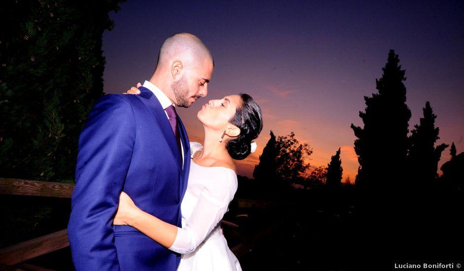 Il matrimonio di Giuseppe e Simona a Torre de' Roveri, Bergamo