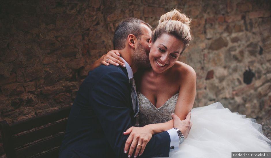 Il matrimonio di Cristiano e Sara a Gazzola, Piacenza