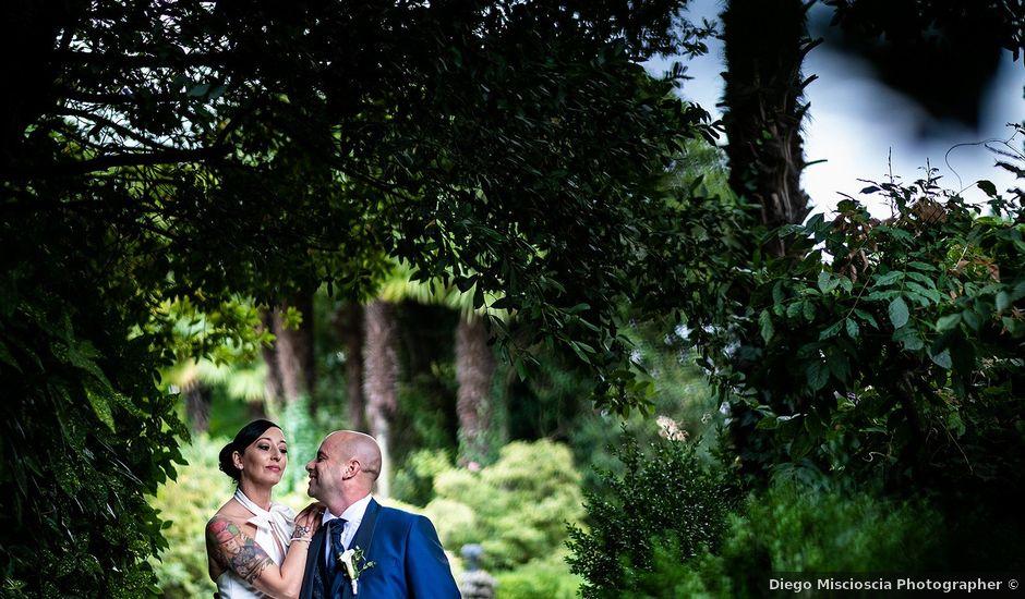 Il matrimonio di Alex e Carla a Gattico, Novara