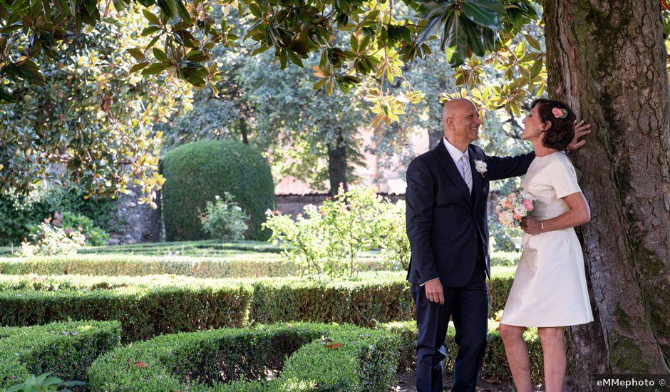 Il matrimonio di Marco e Elisabetta a Osasco, Torino