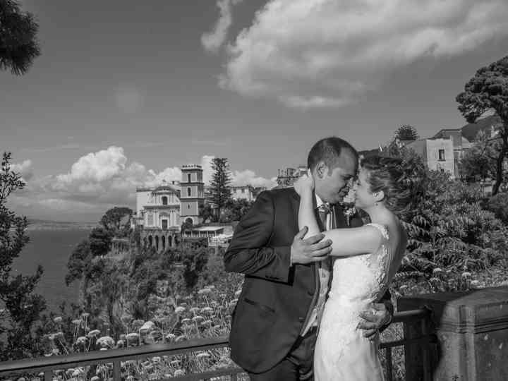 Le nozze di Ilaria e Amedeo