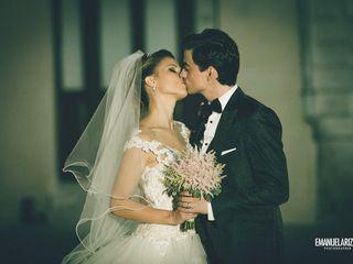 Le nozze di Simona e Artem 1