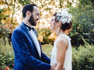 Le nozze di Fabrizia e Fabio