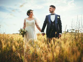 Le nozze di Roberta e Damiano