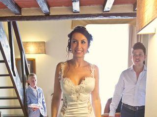 Le nozze di Sonia e Andrew 1