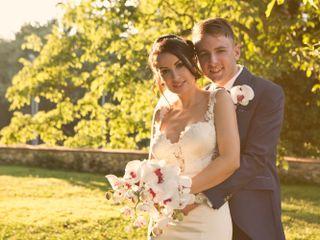 Le nozze di Sonia e Andrew