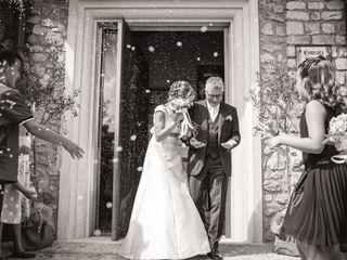 Le nozze di Maurizio e Angela
