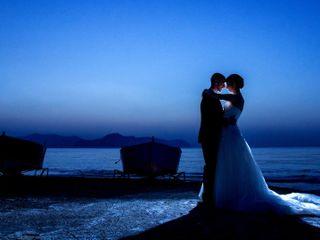 Le nozze di Rita e Francesco 1