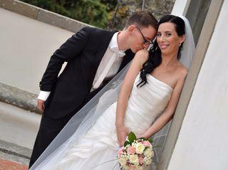 Le nozze di Margot e Dieter