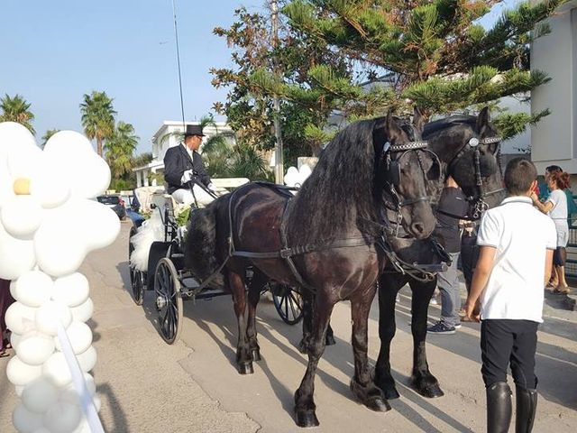 Il matrimonio di Artem e Simona a Taviano, Lecce 2