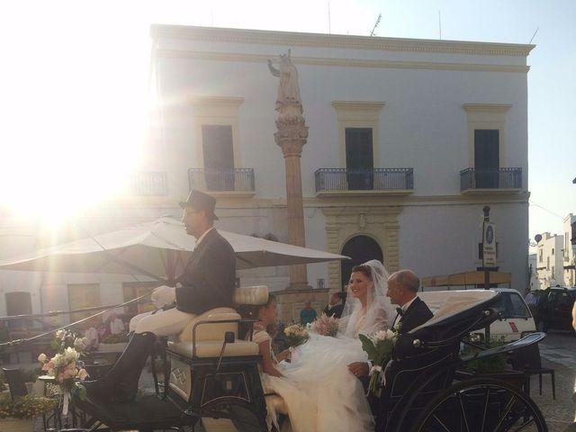 Il matrimonio di Artem e Simona a Taviano, Lecce 3