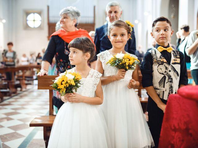 Il matrimonio di Fabio e Fabrizia a Limena, Padova 10