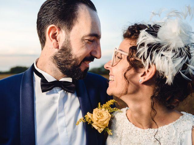 Il matrimonio di Fabio e Fabrizia a Limena, Padova 18