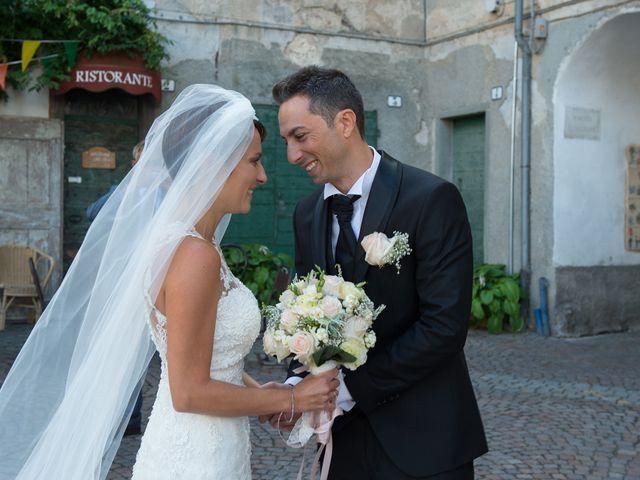 Il matrimonio di Enrico e Valentina a Sassello, Savona 10