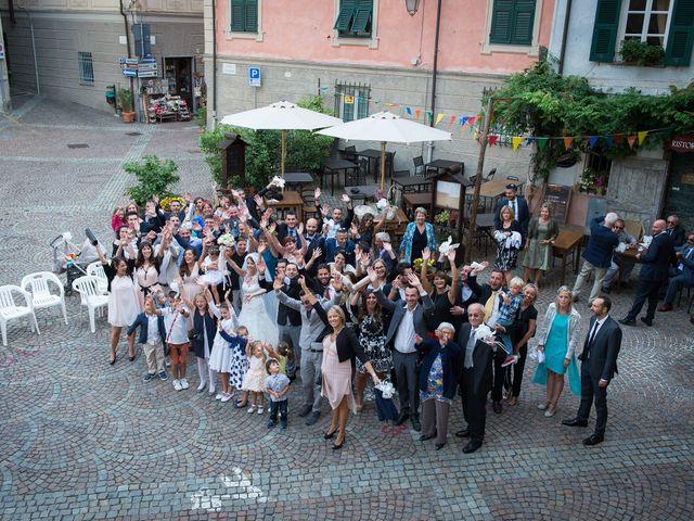 Il matrimonio di Enrico e Valentina a Sassello, Savona 13