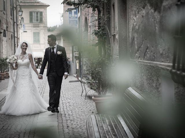 Il matrimonio di Enrico e Valentina a Sassello, Savona 15