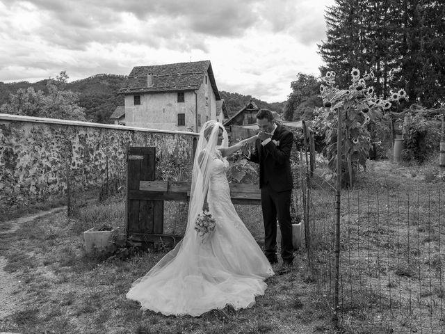 Il matrimonio di Enrico e Valentina a Sassello, Savona 16