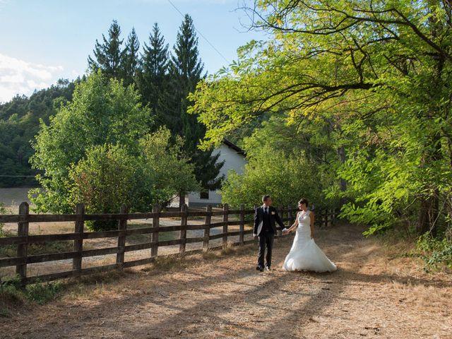 Il matrimonio di Enrico e Valentina a Sassello, Savona 18