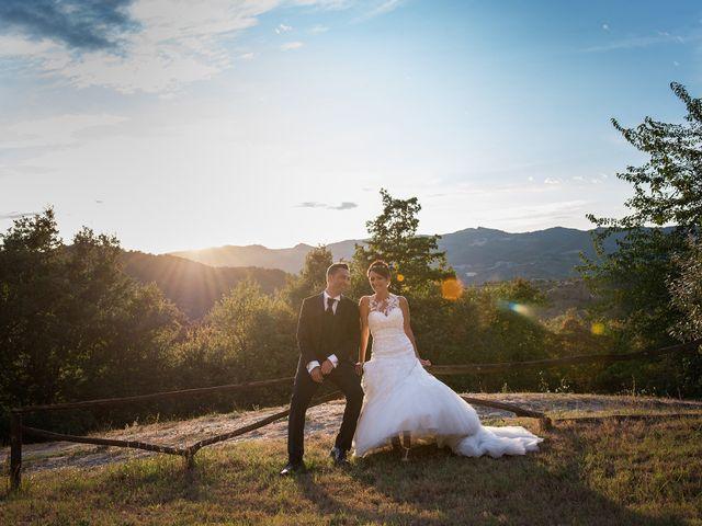 Il matrimonio di Enrico e Valentina a Sassello, Savona 26
