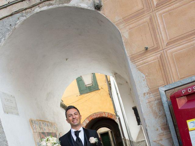 Il matrimonio di Enrico e Valentina a Sassello, Savona 31