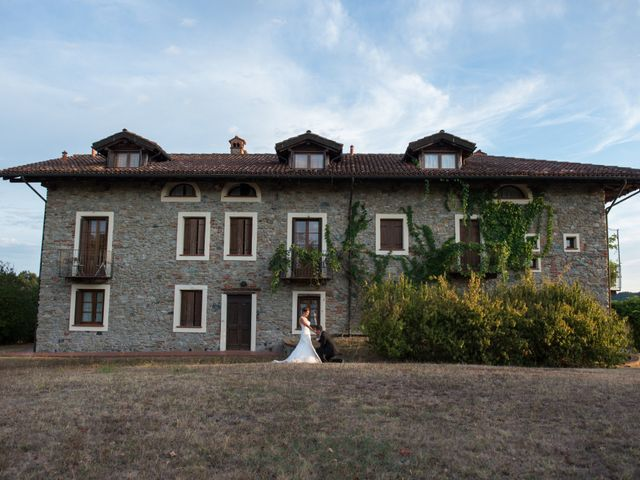 Il matrimonio di Enrico e Valentina a Sassello, Savona 34
