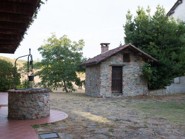 Il matrimonio di Enrico e Valentina a Sassello, Savona 35