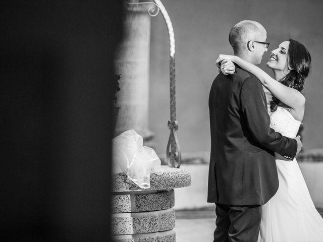 le nozze di Denise e Domenico
