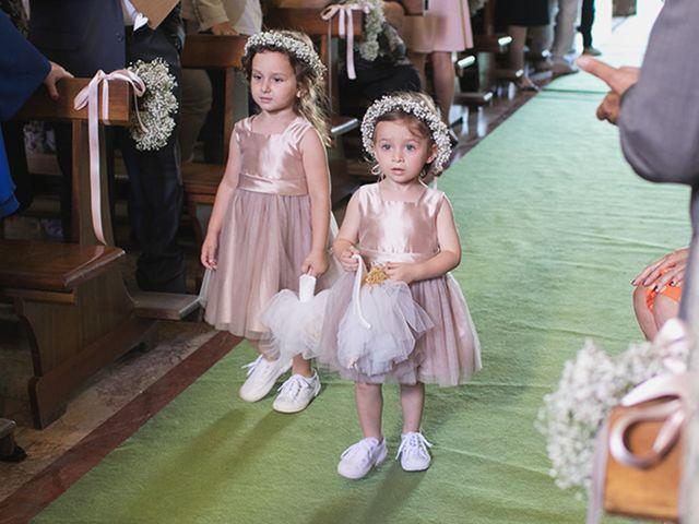 Il matrimonio di Michele e Simona a Pompei, Napoli 1