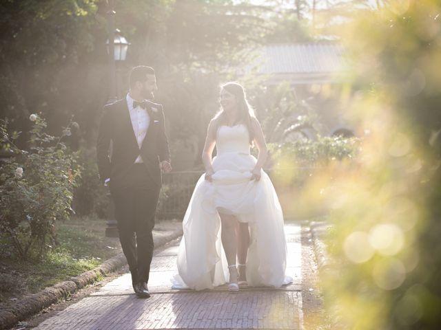 Il matrimonio di Michele e Simona a Pompei, Napoli 5