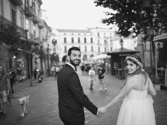 Il matrimonio di Michele e Simona a Pompei, Napoli 8