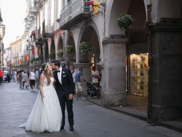 Il matrimonio di Michele e Simona a Pompei, Napoli 9