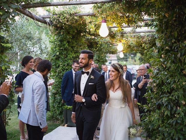 Il matrimonio di Michele e Simona a Pompei, Napoli 21